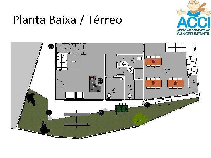 Planta Baixa / Térreo