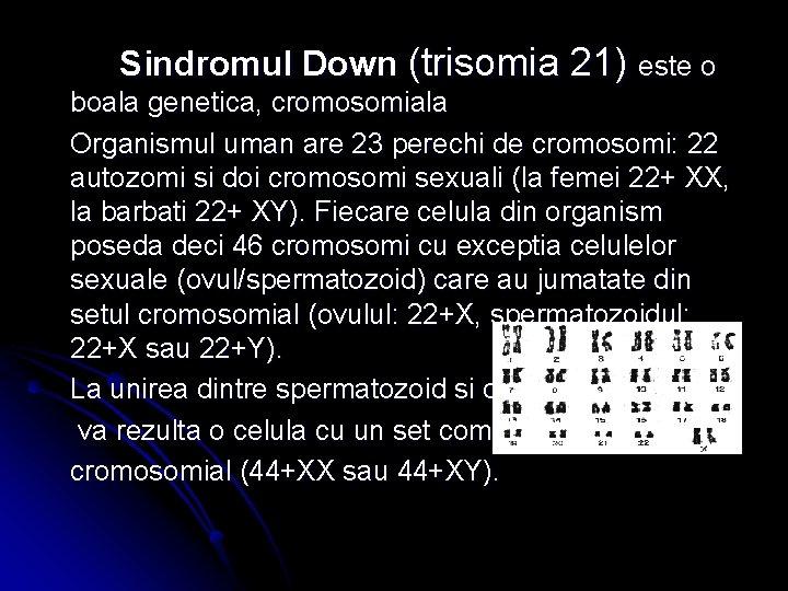 mutația genetică a vederii)