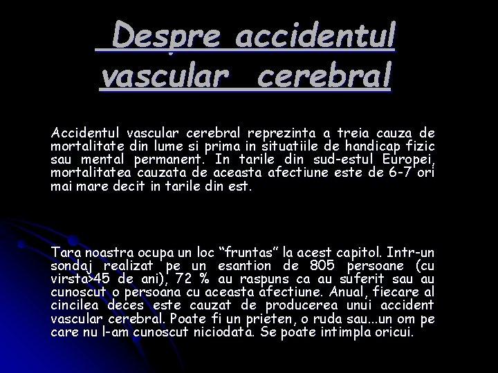 poate scădea în greutate cauza accidentului vascular cerebral pierdere în greutate vanilie shake