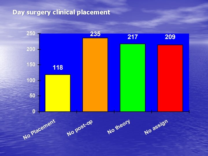 Day surgery clinical placement