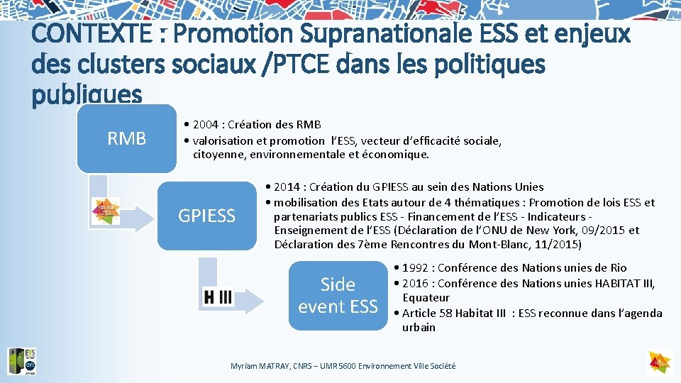 Le 19/11 participez aux rencontres d'affaires les ESSPRESSOS à Trévoux
