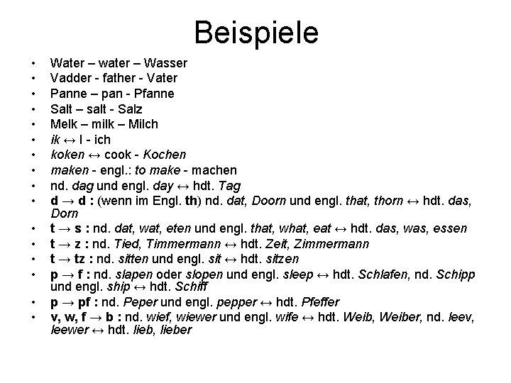 Deutsche Dialekte Beim Dialekt Fngt Die Gesprochene Sprache