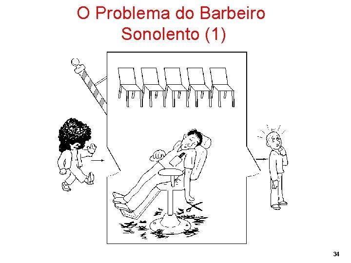 O Problema do Barbeiro Sonolento (1) 34