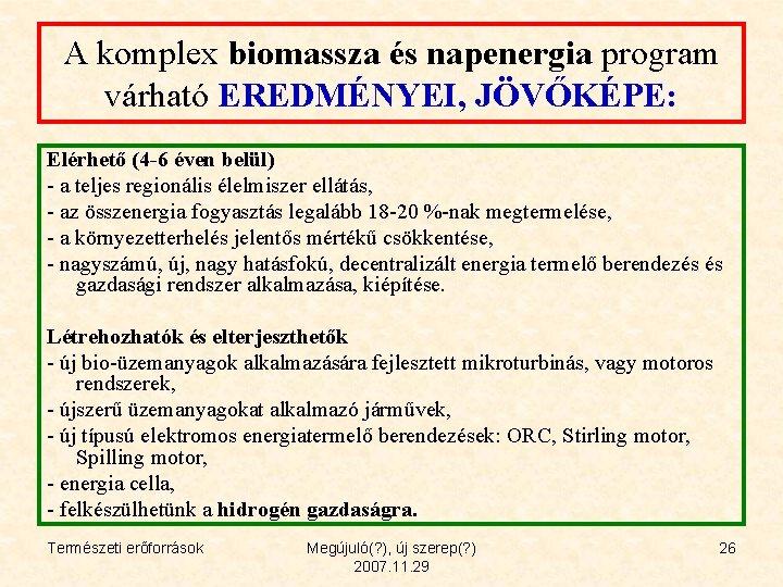 Jövőkép Magyarországnak   Egyensúly Intézet