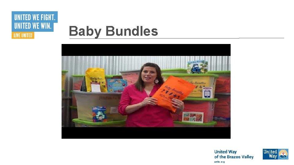 Baby Bundles uwbv. org