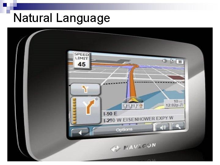 Natural Language 16