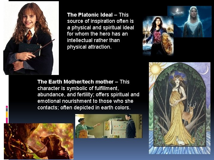 The Platonic Ideal – This source of inspiration often is a physical and spiritual