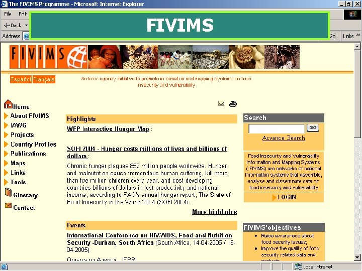 FIVIMS
