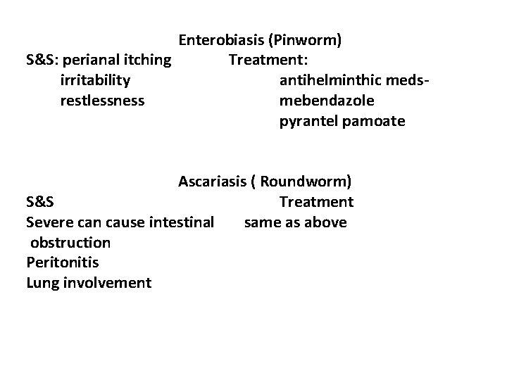 orvosságok a férgek kezelésére emberben strongyloidosis hossza