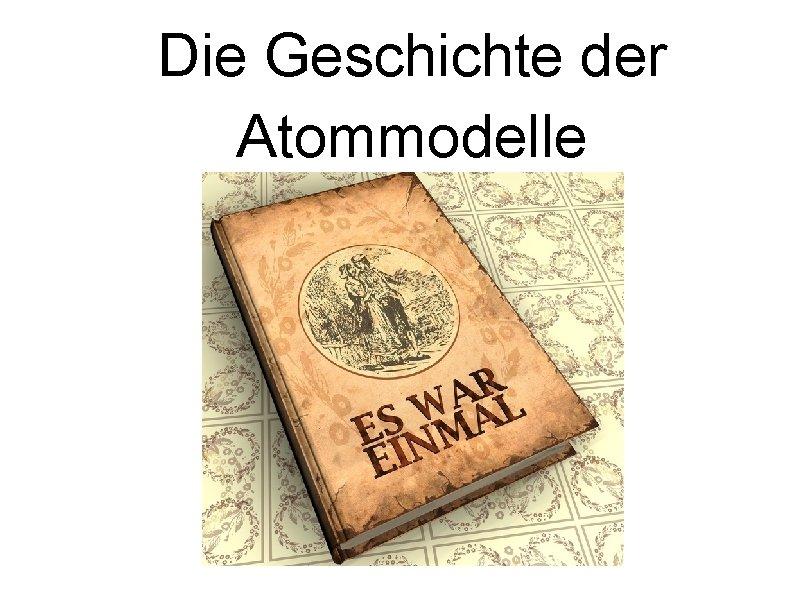 Atomodelle Auto