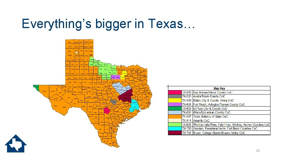 Everything's bigger in Texas… 18