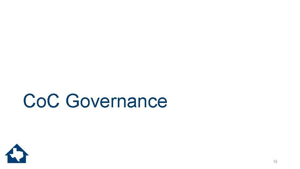 Co. C Governance 19