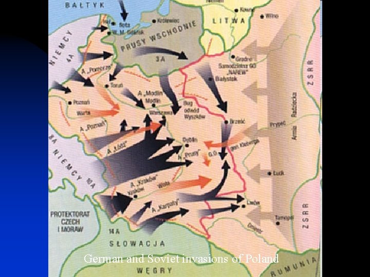 German and Soviet invasions of Poland