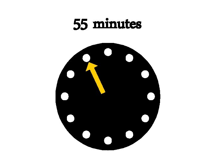 55 minutes