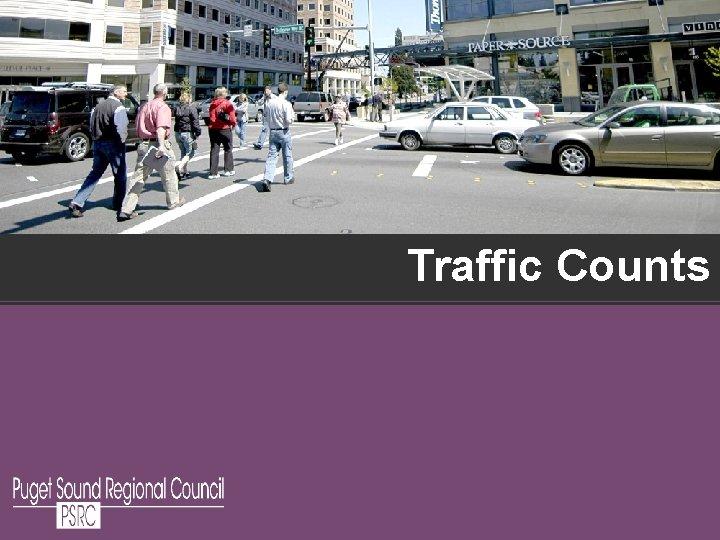 Traffic Counts