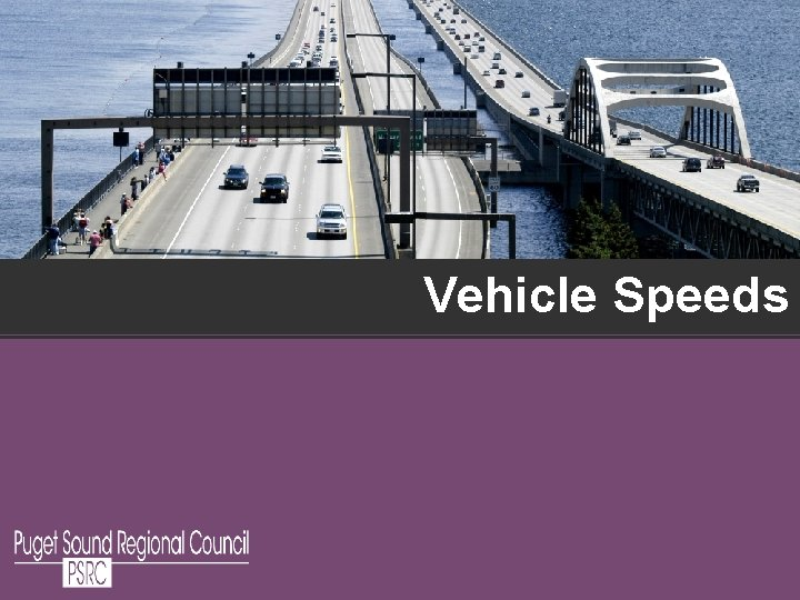 Vehicle Speeds