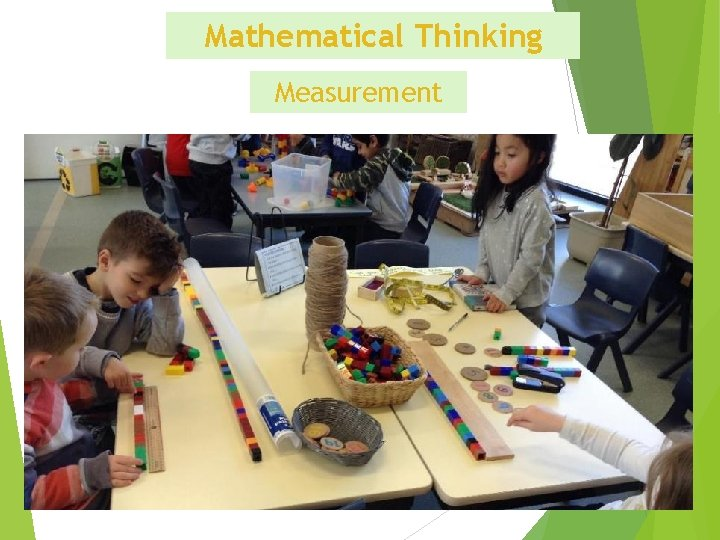 Mathematical Thinking Measurement
