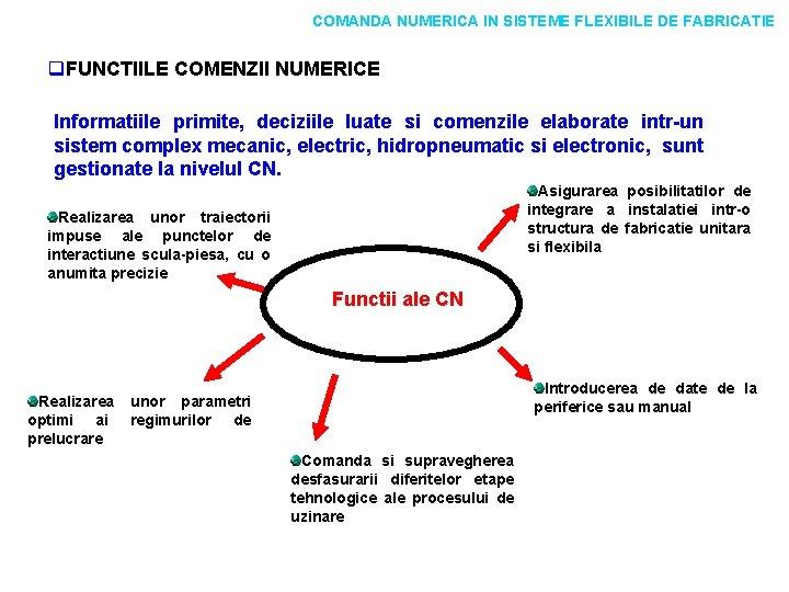 datele și viteza de comandă a comenzii)