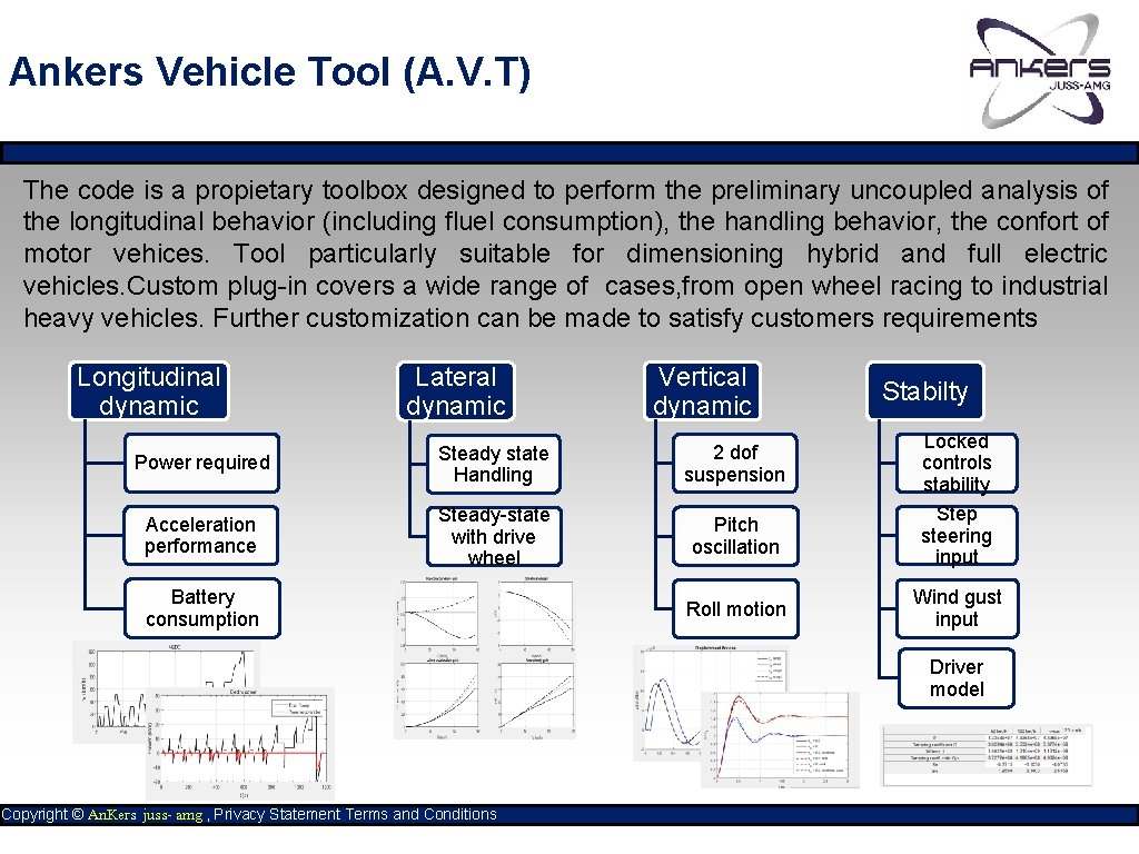 Ankers Vehicle Tool (A. V. T) The code is a propietary toolbox designed to