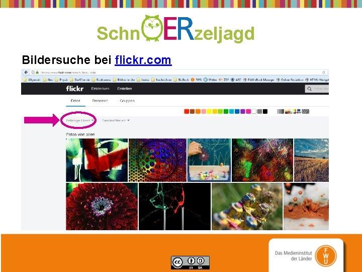 Schn zeljagd Bildersuche bei flickr. com