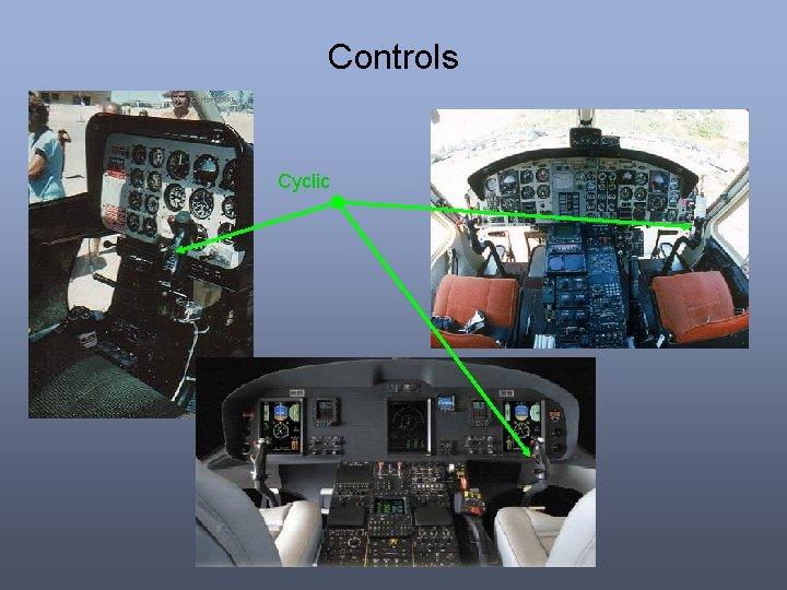 Controls Cyclic