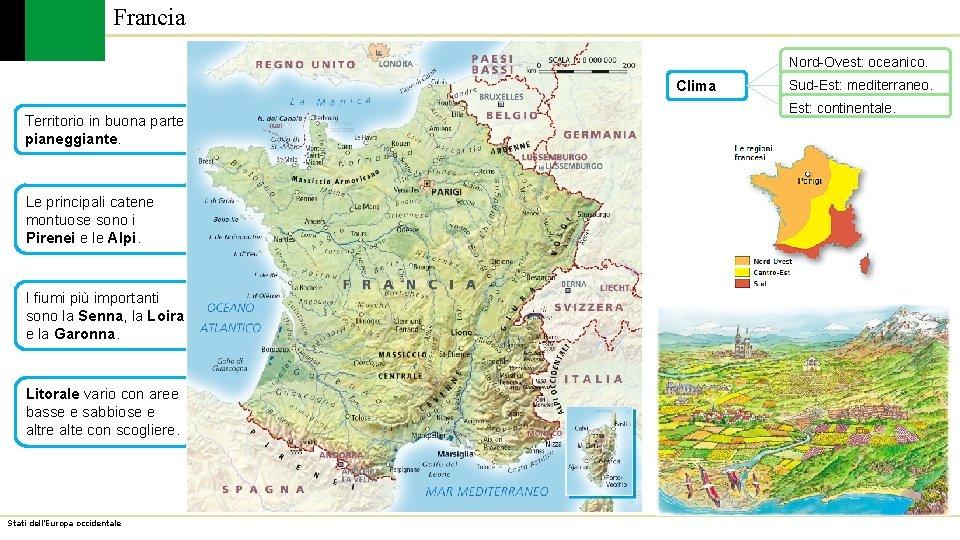 Cartina Muta Germania Con Fiumi.Mappa Francia Fiumi