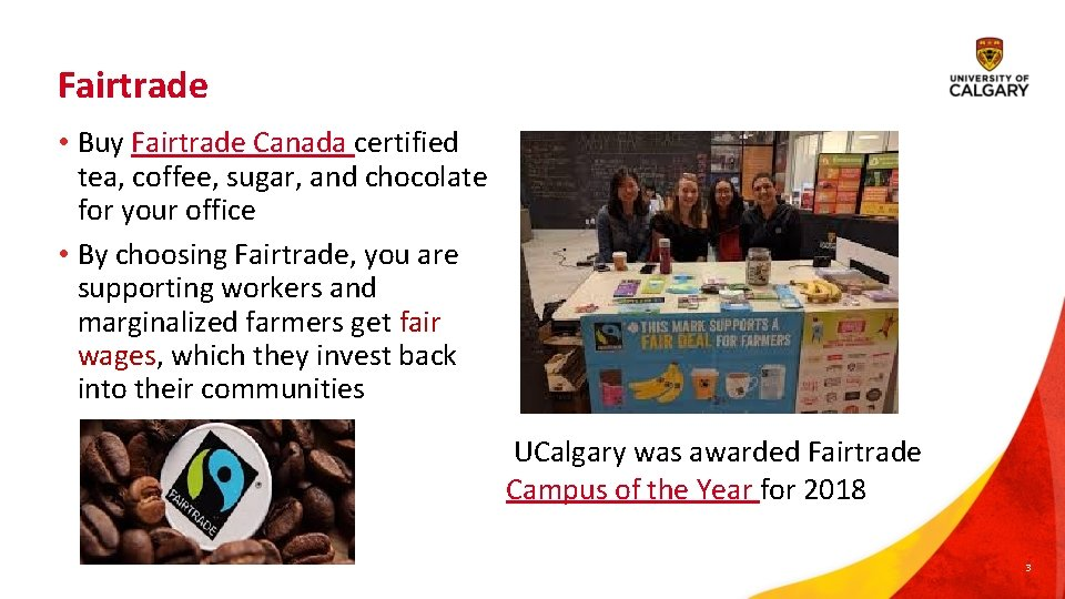 Fairtrade • Buy Fairtrade Canada certified tea, coffee, sugar, and chocolate for your office