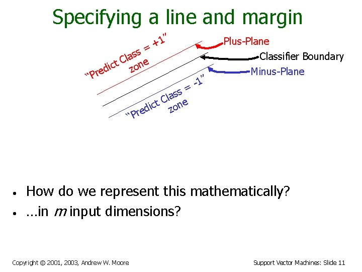 """Specifying a line and margin """" 1 + = ss a l t C"""