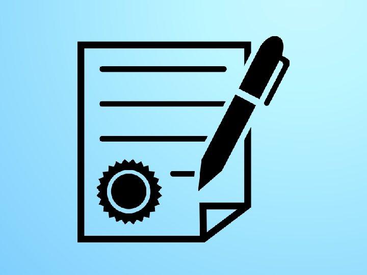 Certification versus Registration