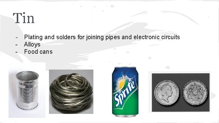 Tin - Plating and solders for joining pipes and electronic circuits - Alloys -