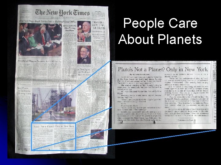People Care About Planets
