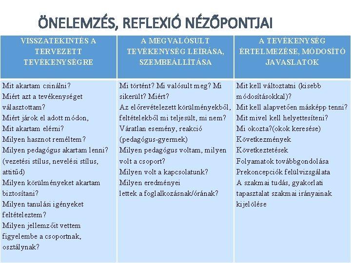 pedagógia különböző nézőpontokból)