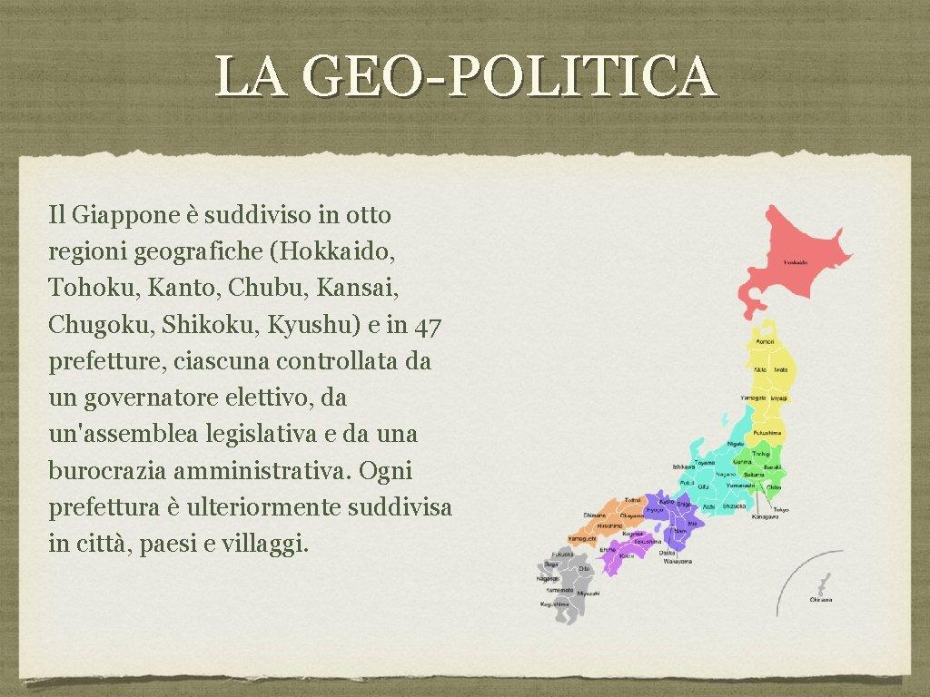Il Giappone Cartina Politica.Il Giappone Limpero Del Sol Levante Posizione Larcipelago