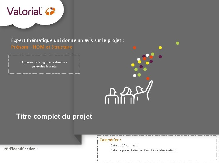 Expert thématique qui donne un avis sur le projet : Prénom - NOM et