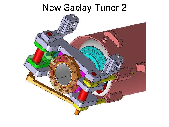 New Saclay Tuner 2
