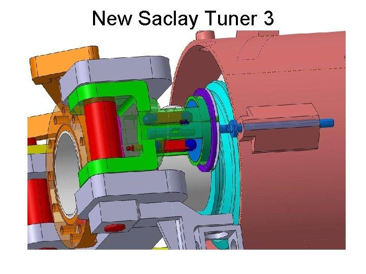 New Saclay Tuner 3