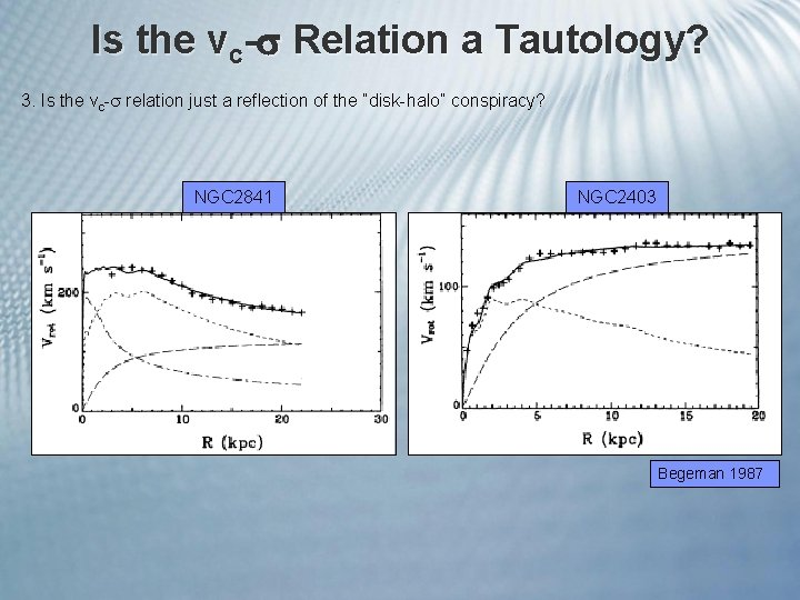 Is the vc- Relation a Tautology? 3. Is the vc- relation just a reflection