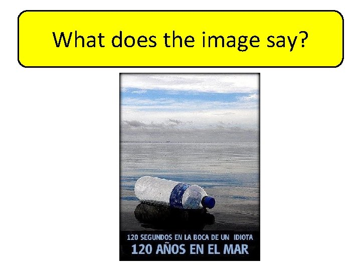 What does the image say?
