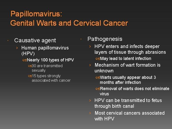 human papillomavirus agent)