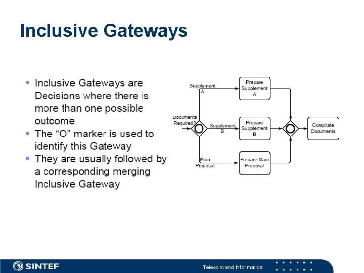 Inclusive Gateways Telecom and Informatics