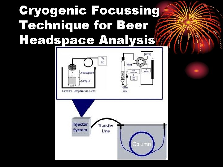 Cryogenic Focussing Technique for Beer Headspace Analysis