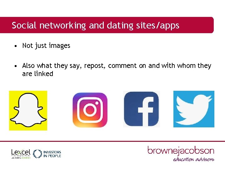 social networking dating apps