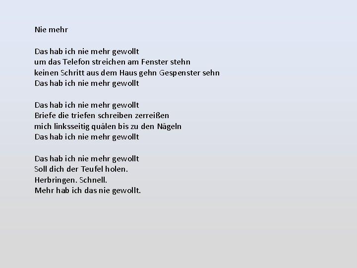 vers elemzése ismerős ulla hahn)