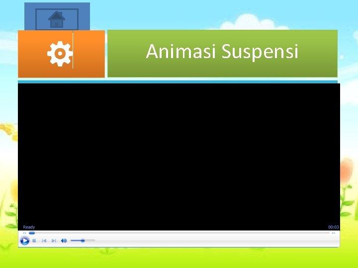 Start Animasi Suspensi