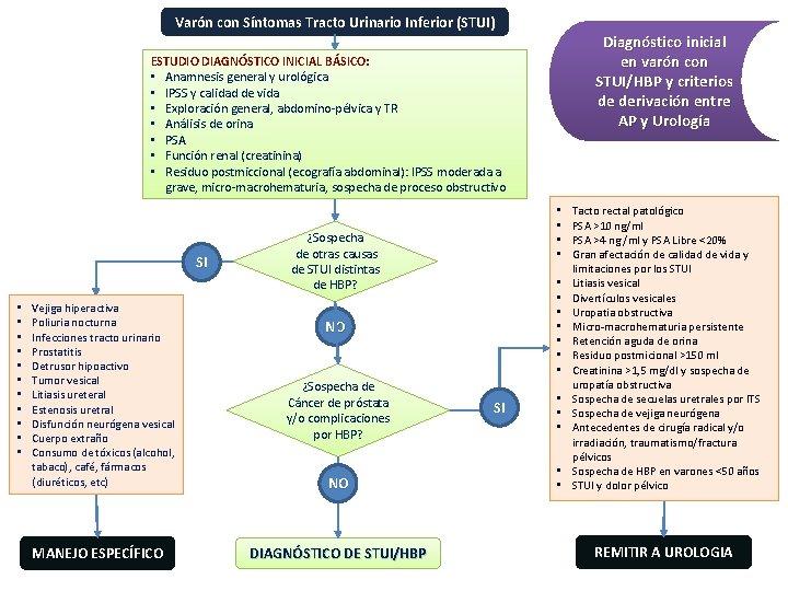 Prostatitis poliuria)