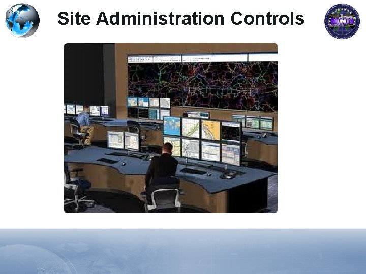 Site Administration Controls