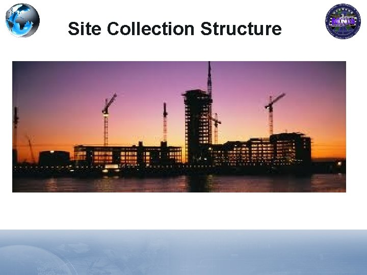Site Collection Structure