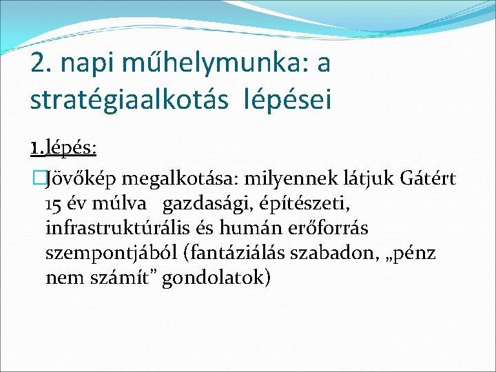 Jövőkép – Magyar Apostoli Egyház