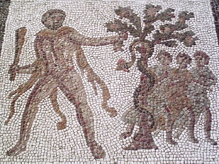 Zurbarán, Hércules domina al can Cerbero