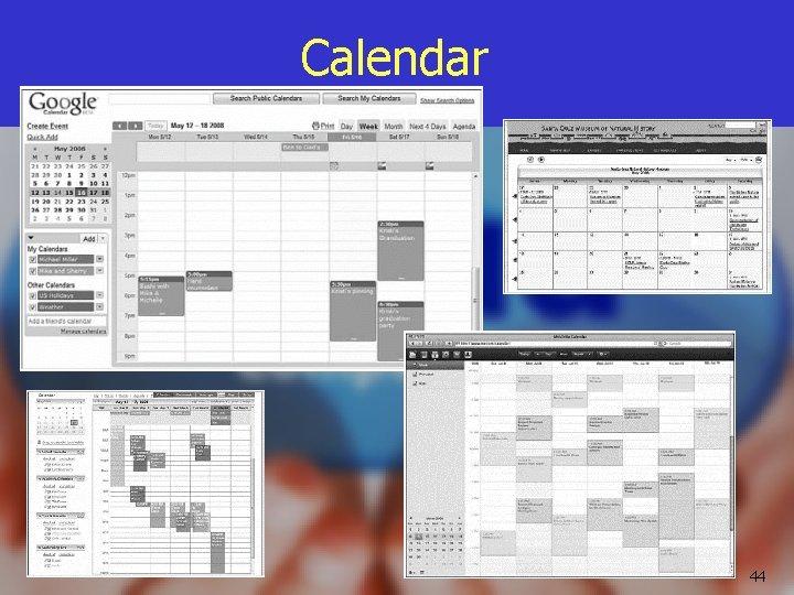 Calendar 44